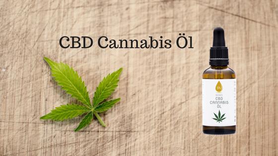 CBD Cannabisöl