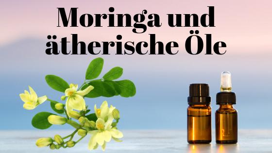 Morgina und ätherische Öle