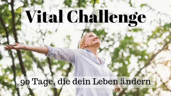90 Tage Vital Challenge